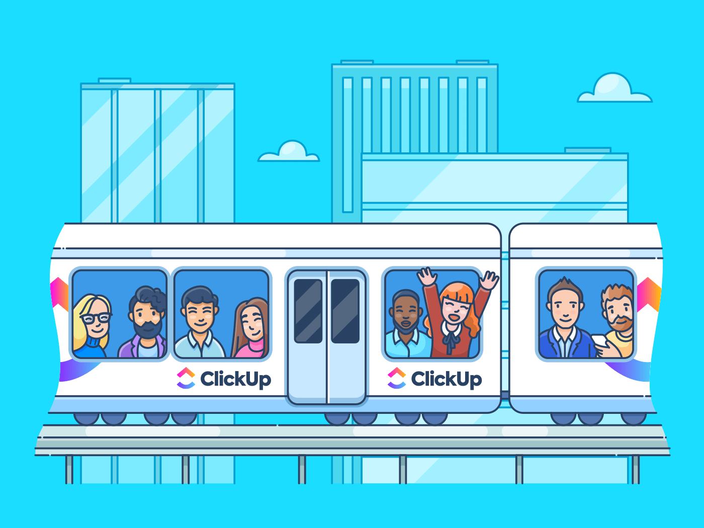 How ClickUp's Marketing Team Uses ClickUp